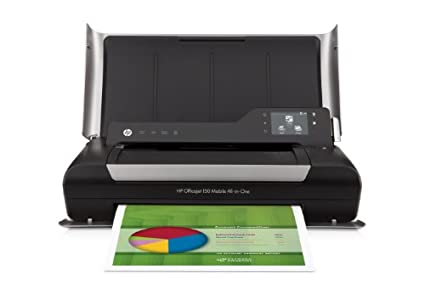 HP Officejet 150 Multifunction Mobile Printer