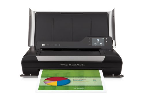 Read About HP OJ 150 Mobile Wireless Color Printer with Copier