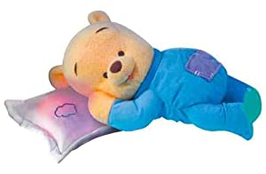 Fisher Price Winnie The Pooh Baby Lullaby Baby Soother