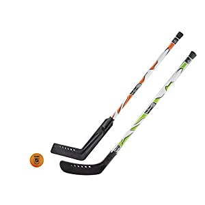 Franklin Sports NHL Youth Street Hockey Goalie/Player Stick Set by Franklin Sports Inc