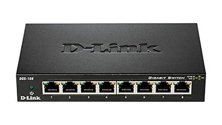 D-Link DGS-108*2