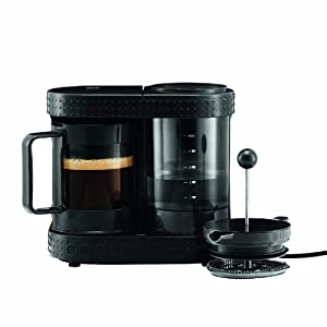 Bodum Bistro Electric French Press Coffee Maker 4 Cup (17 fl.oz.) at Sears.com