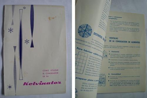 catalogo-publicitario-como-utilizar-el-congelador-de-su-kelvinator