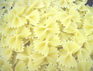 1 Can of Future Essentials Canned Bow Tie Pasta Noodles