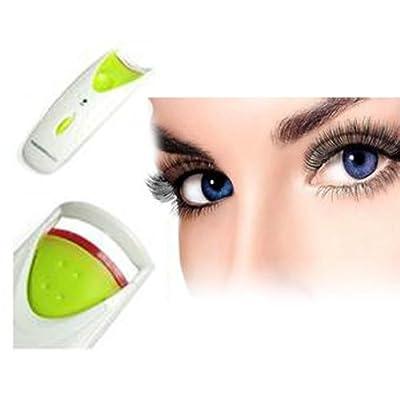 Electric Long Lasting Heated Eyelash Curler Professional Automatic Womens Beauty Tool Built-in Heated Soften Eyelash Curler - Mz24001