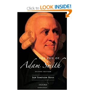 The life of adam smith ian simpson ross for Ian adam smith