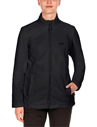 Jack Wolfskin Damen 3-in-1 Hardshelljacke Iceland, black, XL, 1105731-6000005 -