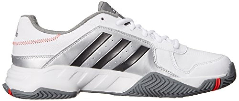 Men S Barricade Court Wide Tennis Shoes