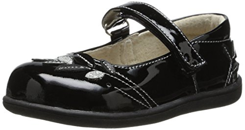 See Kai Run Adeline Mary Jane (Infant/Toddler),Black Patent,6 M Us Toddler front-419476