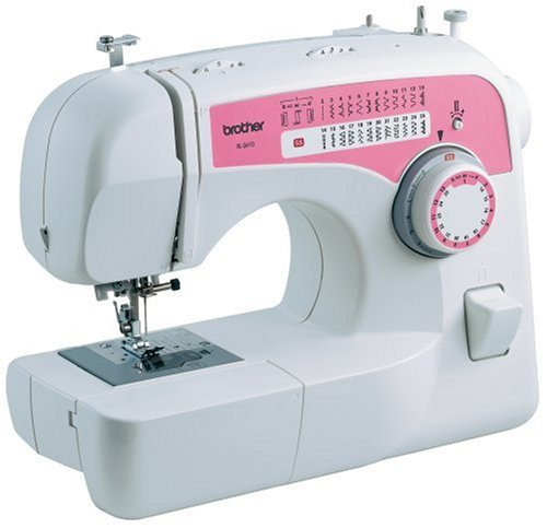 Brother XL2610 Free-Arm Sewing Machine with 25 Built-In Stitches and 59 Stitch Functions Review