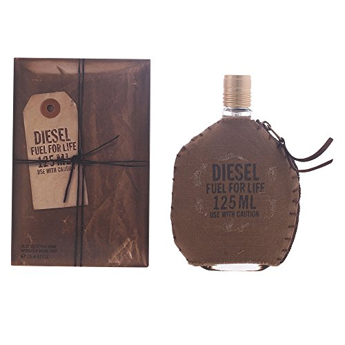 Diesel Fuel for Life Eau de Toilette, Uomo, 125 ml