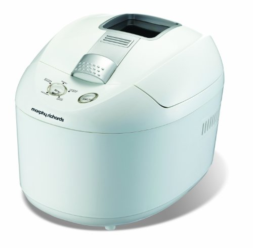 Morphy Richards Daily Loaf 48330 Breadmaker, White