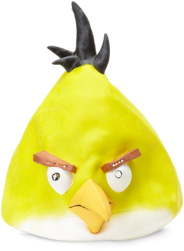 Paper Magic Angry Birds Mask, Yellow, One Size