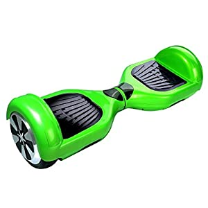 RioRand Two Wheels Self Balancing Electric Scooter With Key Switch - Green