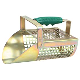 Metal Sand Scoop