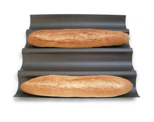 258330 Baguette-Backblech