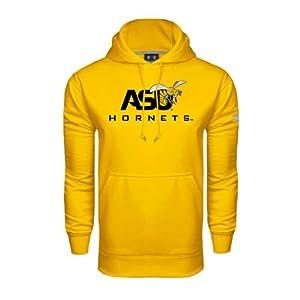 Alabama State Under Armour Gold Performance Sweats Team Hood