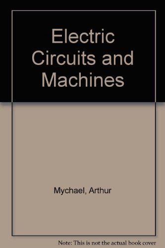Electric Circuits and Machines (Electric Company C compare prices)