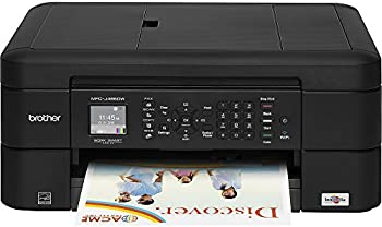 Brother MFC-J485DW Color Inkjet All-in-One Printer