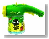 Miracle-Gro 100410  Garden Feeder, Ready-to-Use Solution, 1-Pound