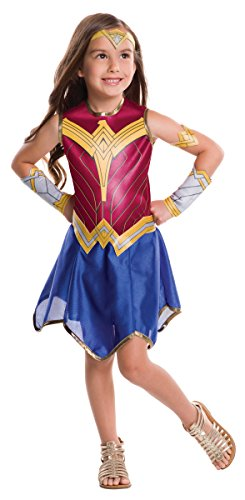 Girls Batman vs Superman Dawn of Justice Wonder Woman Halloween Costume