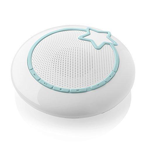 snu mee - 3 in 1  Babyphone  Spieluhr und MP3-Player  steuerbar mit iPhone  Android App  WLAN  Wi-Fi  Streaming  kristallklarer Sound