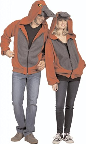 Patty The Platypus Adult Hoodie Costume