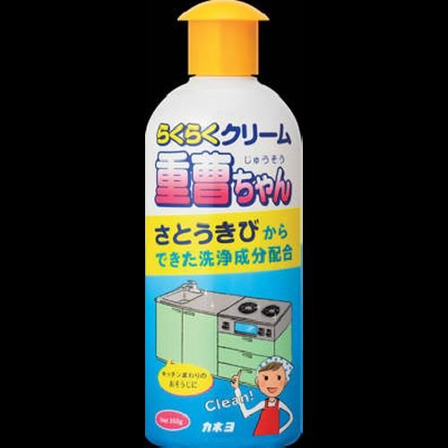 カネヨ らくらくクリーム重曹ちゃん 350g