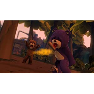 Online Game, Online Games, Video Game, Xbox 360, Video Games, PS3, Funny, PlayStation 3, Action, Humor, Bears, Naughty Bear