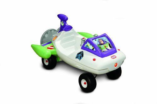 Buzz Lightyear Blaster Rocket Ride On