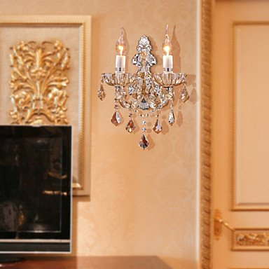KEARNS - Lampe Murale Cristal - 2 slots š€ ampoule