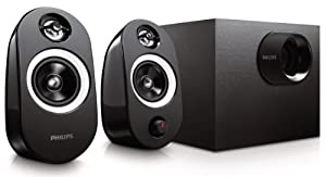 Philips SPA6350/10 2.1 Speaker System