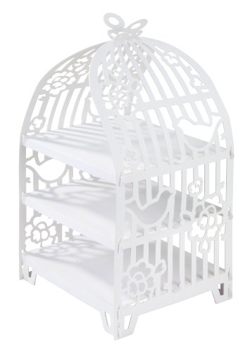 Talking Tables S-AIR-BIRDCAGE Something in The Air Birdcage Cake Stand