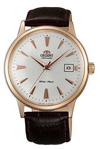 [オリエント]ORIENT 【Amazon.co.jp限定】 腕時計 自動巻 クラシックオートマチック 海外モデル Bambino(バンビーノ) ピンクゴールド SER24002W0