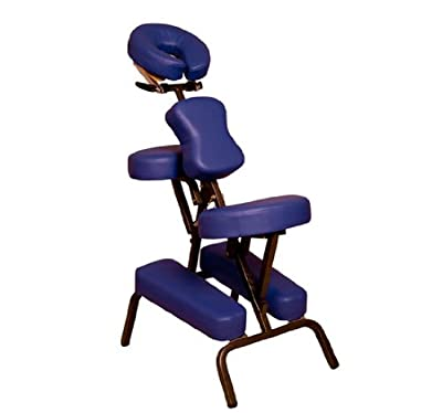 Portable Massage Chair SPA SALON Chair With Carrybag Blue