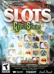 WMS SLOTS: GHOST STORIES (WIN XP,VISTA,WIN 7,WIN 8) (Please see item detail in description)