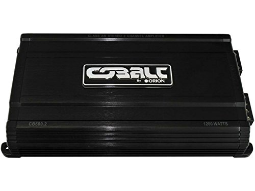 Orion CB600.2 Cobalt Series 2 Channel Amplifier (Sports Oasis 1200 compare prices)