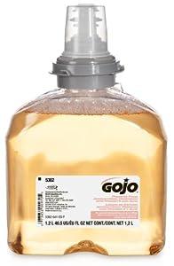GOJO - TFX Refill, 5362-02 - Premium Fruit Foam Handwash with Skin Conditioner (1200 mL) - 2 Pack