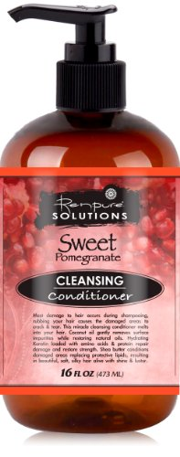 Renpure Solutions  Cleansing Conditioner, Sweet Pomegranate, 16 Fluid Ounce (Wen Lavender Conditioner compare prices)
