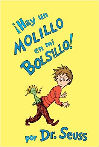 Hay Un Molillo En Mi Bolsillo! / There's a Wocket in My Pocket! (Bright & Early Books) (Spanish Edition)