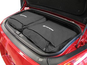 Amazon Com Nissan 350z Custom Fitted Luggage Bags Automotive