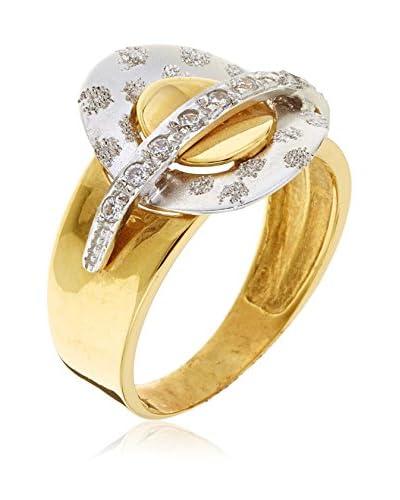 GOLD & DIAMONDS Anillo oro 18 ct