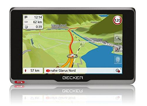 Becker-active5s-EU-Navigationsgert-127-cm-5-Zoll-kapazitives-Echtglasdisplay-46-Lnder-lebenslange-Kartenupdates-TMC-inkl-MagClick-Aktivhalter
