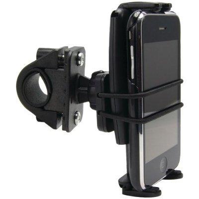 Arkon Slim-Grip Bicycle And Motorcycle Mount For Smartphone - Black