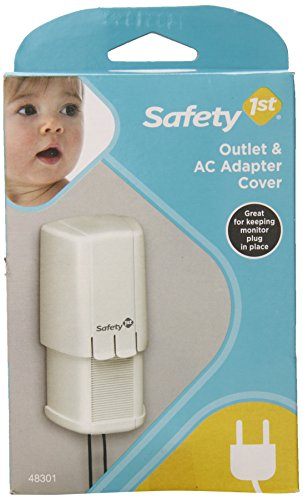 Safety 1St Adapter And Plug Cover