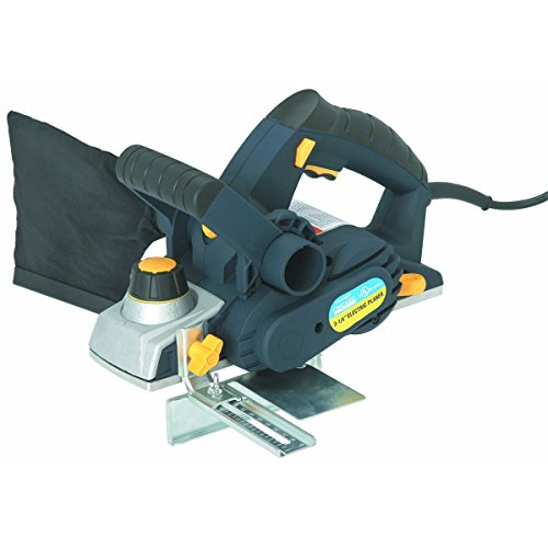 3-1/4 In. Heavy Duty Electric Planer With Dust Bag