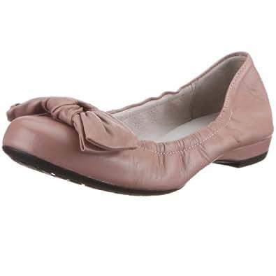 Unisa BUZO - Bailarinas de cuero para mujer, color rosa, talla 41