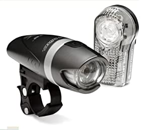 Planet Bike Blaze 1-Watt Headlight and Superflash Taillight Combination Bicycle Light... by Planet Bike