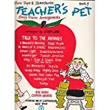 img - for Teacher's Pet (More Pops & Standards, Book 3 Easy Piano) book / textbook / text book