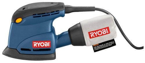 Factory-Reconditioned Ryobi ZRCFS1502K Corner Cat Finish Sander